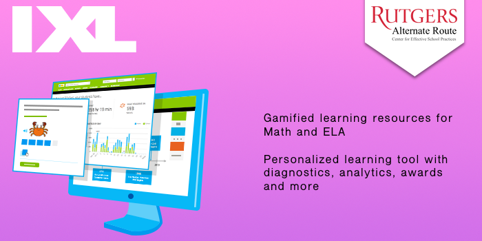 IXL - Gamified learning resources for Math and ELA. Personalized learning tool with diagnostics, analytics, awards and more.