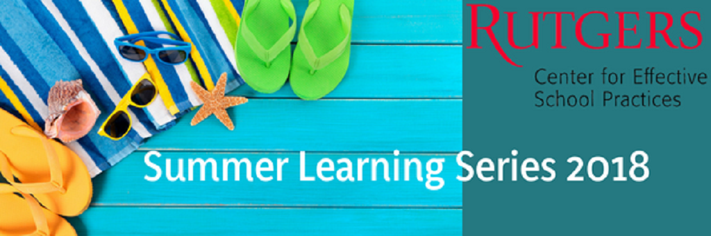cesp summer learning series
