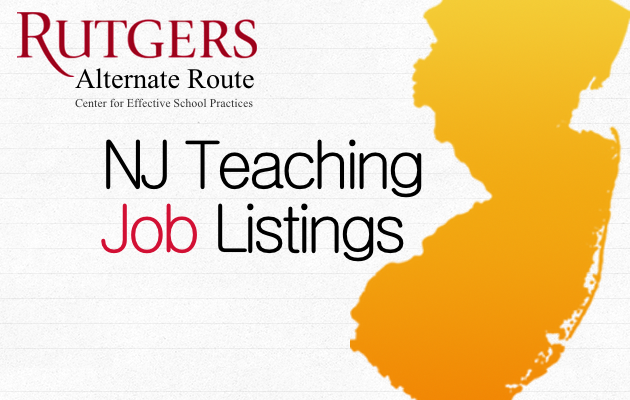 27 Job Opportunities For Alternate Route Teaching Candidates ...